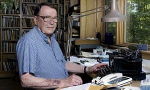 the writer richard wilbur