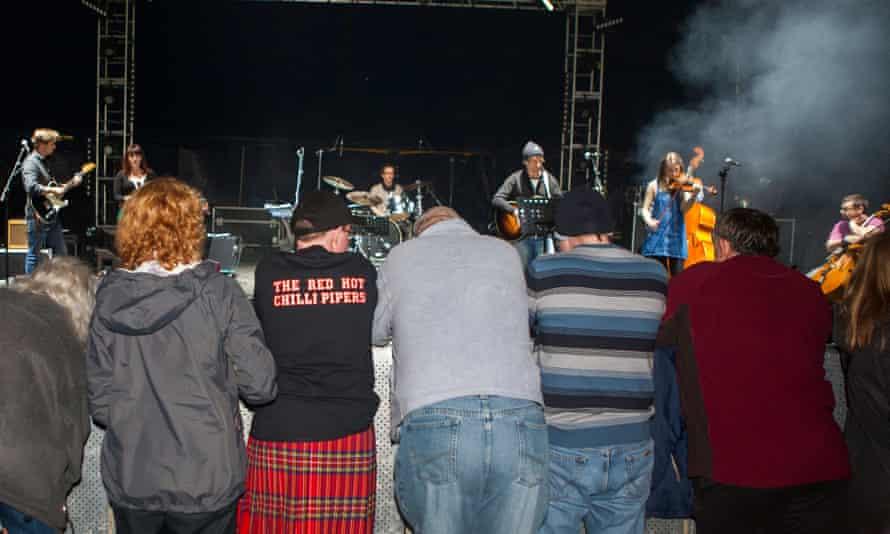 Heb Celt festival.