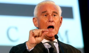 Roger Stone has been under scrutiny over whether he joined Russian conspiracy to hack Democratic party emails.
