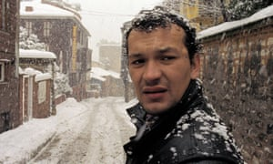 Mehmet Emin Toprak in Nuri Bilge Ceylan's Uzak.