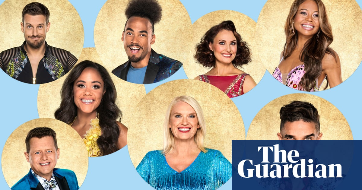 Turbo-powered obscurity: the 2019 Strictly Come Dancing contestants – ranked