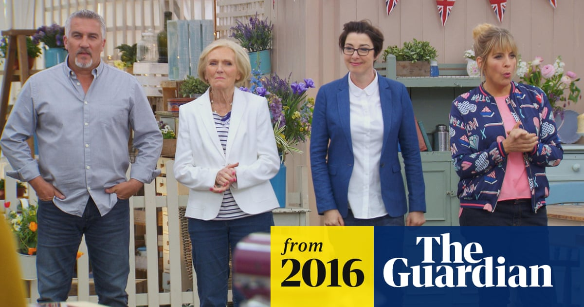 Sue Perkins and Mel Giedroyc to leave Great British Bake Off