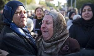 Funeral of Israeli-Arab student Aiia Maasarwe