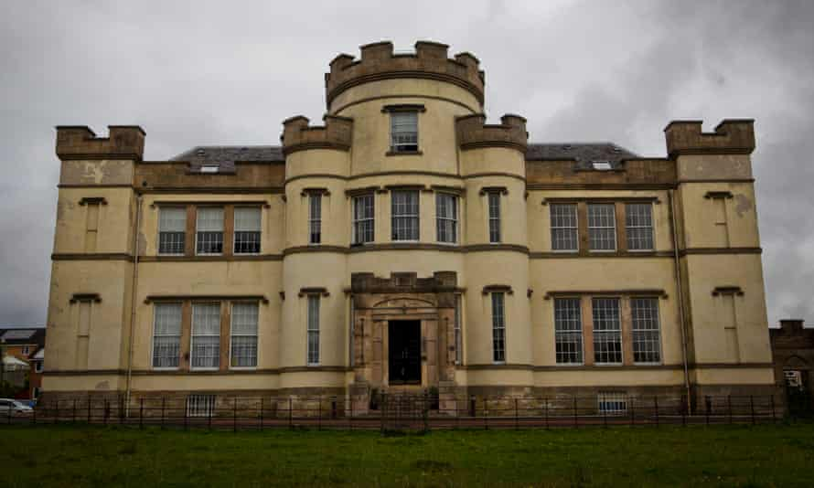 Smyllum Park orphanage in Lanark