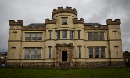 Smyllum Park orphanage in Lanark