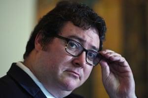 Liberal National member for Dawson George Christensen