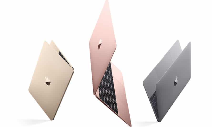 New Macbooks.