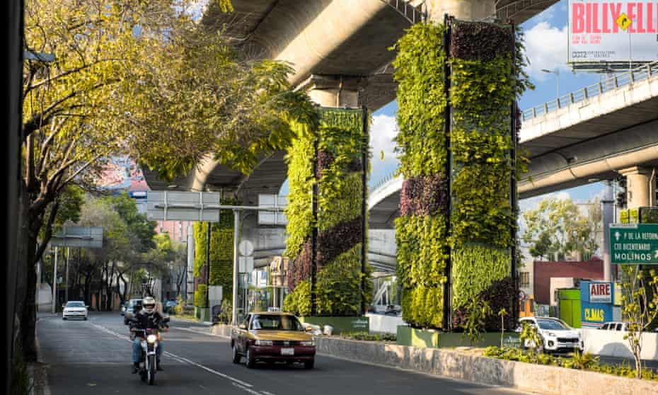 'Via Verde could help us to meet today's biggest commitment: the fight against climate change,' said former head of city government Miguel Ángel Mancera Espinosa