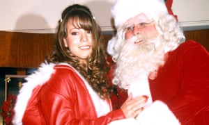 A very Mariah Christmas … Ms Carey's festive hit is an evergreen favourite.