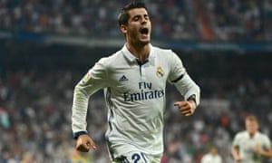 'People think footballers are machines; they don't realise that behind a bad run there's almost always a personal problem, some family issue,' says Álvaro Morata.