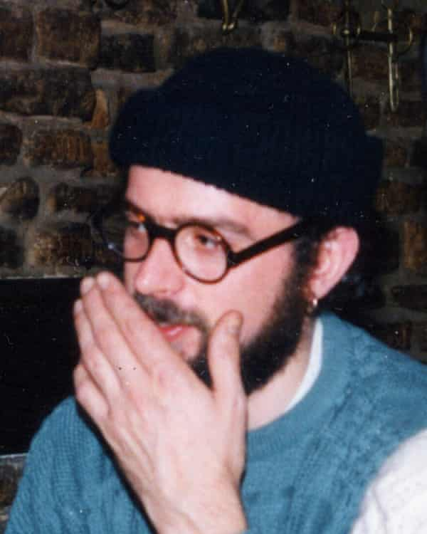 Andy Coles undercover in 1991