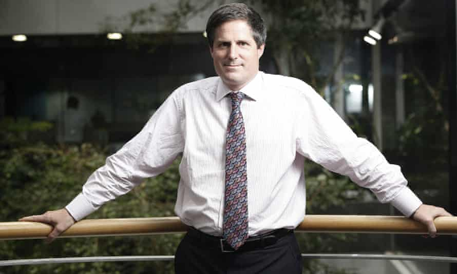 Anthony Browne pictured in 2012