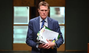 Attorney general Christian Porter said it is 'monstrously unlikely' big companies are underpaying workers deliberately.