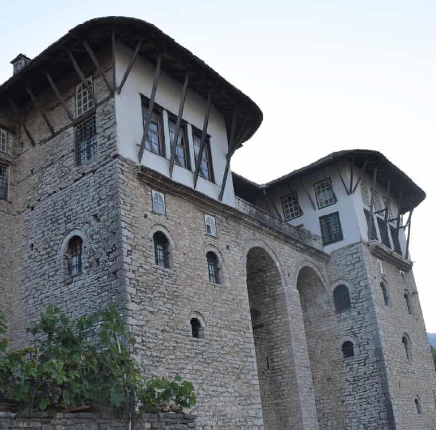 An Ottoman merchant's house in Gjirokastër