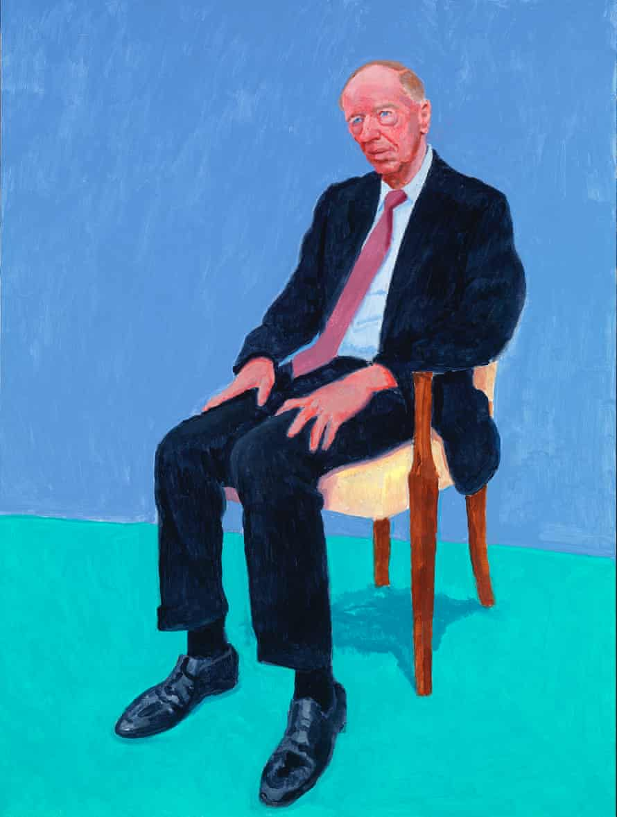 Lord Jacob Rothschild (2015).