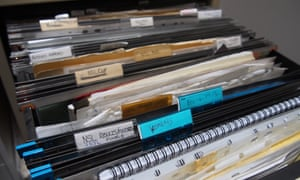Andrew Howe's filing cabinets contain the complete statistical history of Australian football.