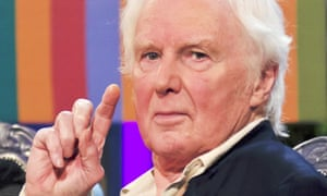 Brian Sewell on the Alan Titchmarsh show in 2012 in one of his many TV appearances