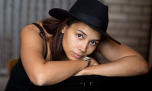 'I'm not here to be famous' … Rhiannon Giddens, who is curating the Cambridge folk festival.