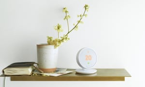 Google launches DIY smart Nest Thermostat E | Technology | The Guardian