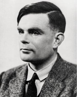 Alan Turing (1912-1954).