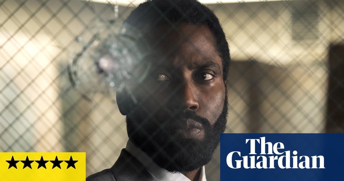 Tenet review – supremely ambitious race against time makes for superb cinema