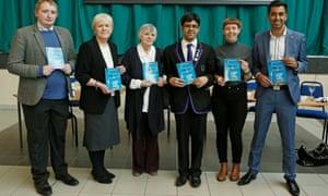 Thomas Haddow (Conservative), Johann Lamont (Labour), Isabel Nelson (Lib Dem), Aqeel Ahmed, Zara Kitson (Green) and Humza Yousaf (SNP).