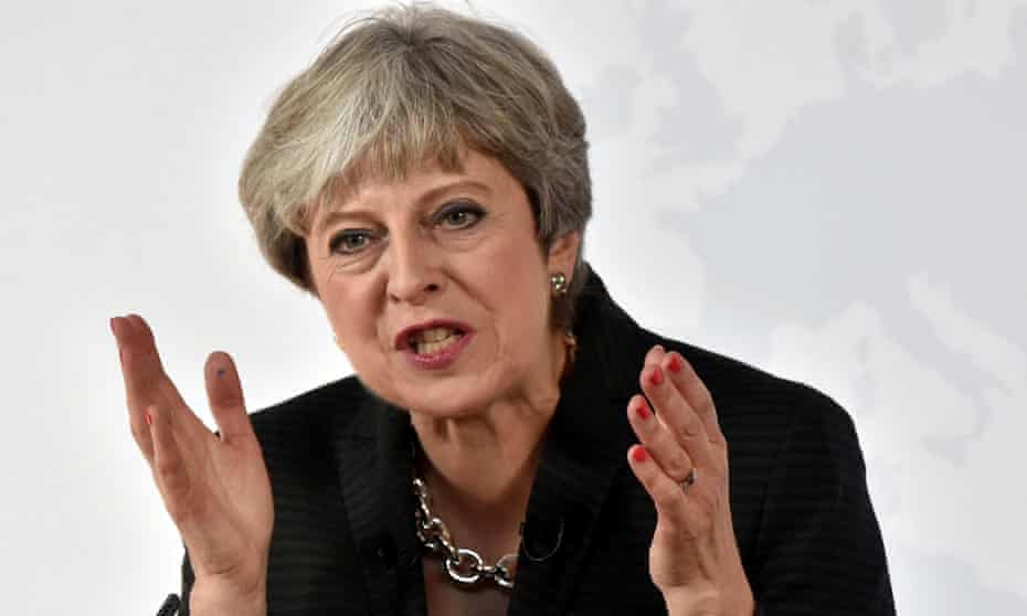 Theresa May was 'positive, optimistic and dynamic', according to her foreign secretary.