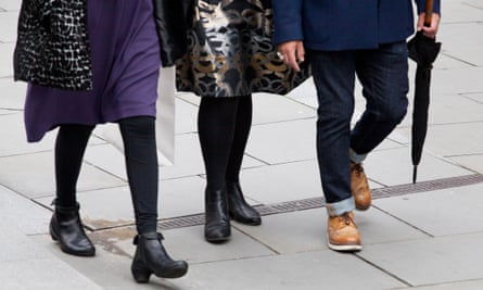 A new poll has found half of UK adults walk only a mile a day or less, and 17% less than a quarter of a mile.