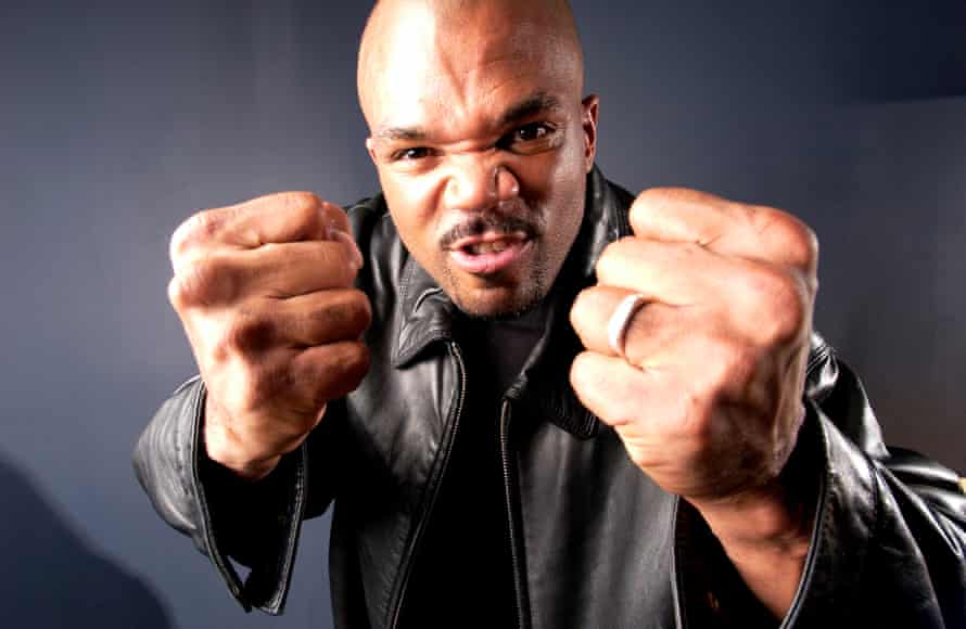 DMC in New York, 2005. 'Therapy is the most gangsta thing you can do'