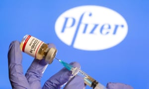If the FDA take on the committee's advise, the US would become only the third country in the world to have authorised the Pfizer/BioNTech vaccine to the wider public.