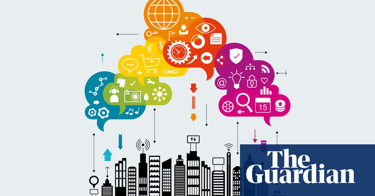 a12240a3f Rise of the machines: who is the 'internet of things' good for?    Technology   The Guardian
