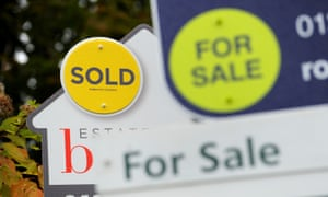 Many estate agents' signs are expected to remain in place this year