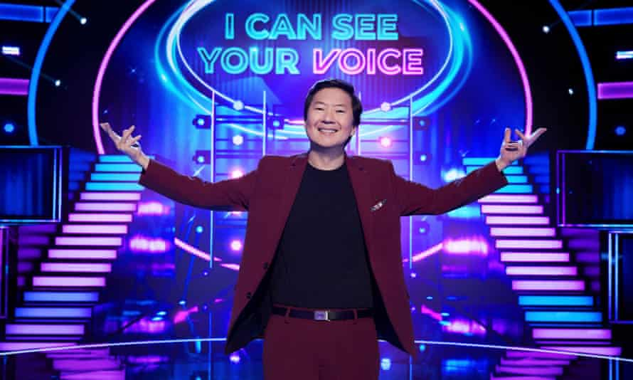 Ken Jeong in I Can See Your Voice