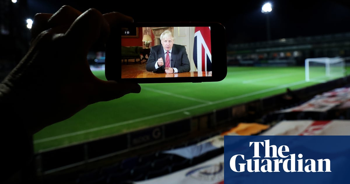 Sport left to sweat on rescue from a half-listening government | Sean Ingle