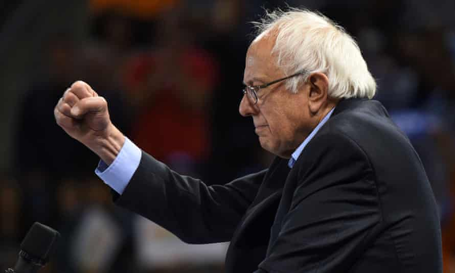 Bernie Sanders has continually vowed to stay in the race until the convention and among his supporters there is a growing 'Bernie or bust' movement afoot.