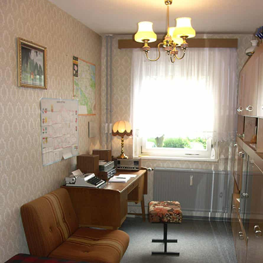 Museumswohnung (Museum Apartment), Berlin, Germany