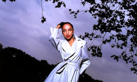 Sade (the singer) in 1990.