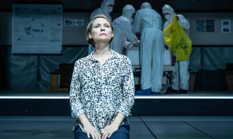 MyAnna Buring as Marina Litvinenko in A Very Expensive Poison.
