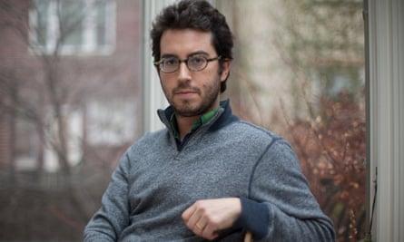Novelist Jonathan Safran Foer.
