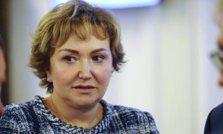 Natalia Fileva has died in a small plane crash in Germany