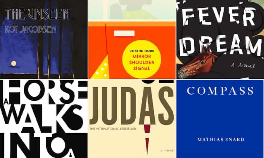Manbooker Shortlist 2017 book covers