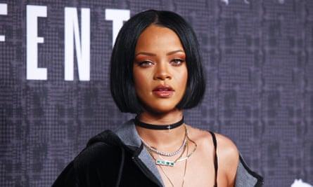 Rihanna – checking into the final season of Bates Motel as Marion Crane.