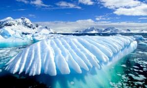 What lies beneath … A journalist unearths secrets in Antarctica in LA Larkin's Devour.