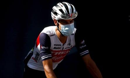 Australian rider Richie Porte