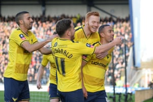Will Oxford United miss Kemar Roofe this season?
