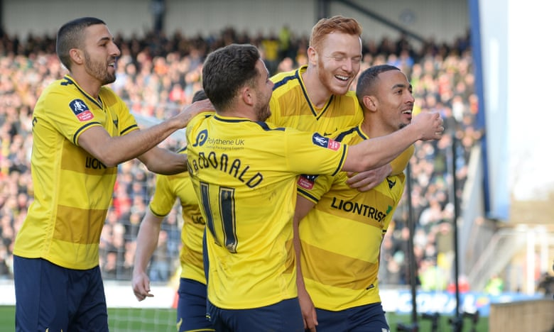 Video: Oxford United vs Swansea City