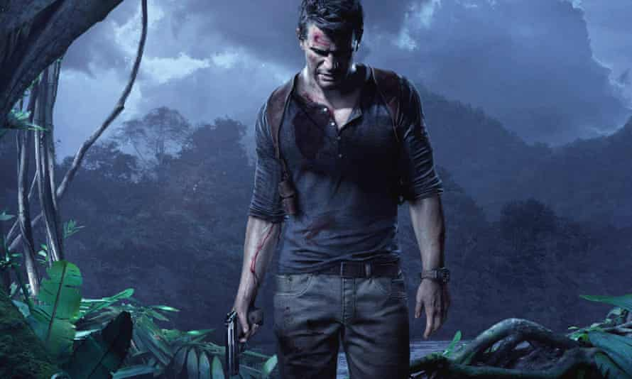 Should Nathan Drake, the hero of the Uncharted games, feel guilty for the people he has killed – and how would that guilt manifest itself as a game mechanic?