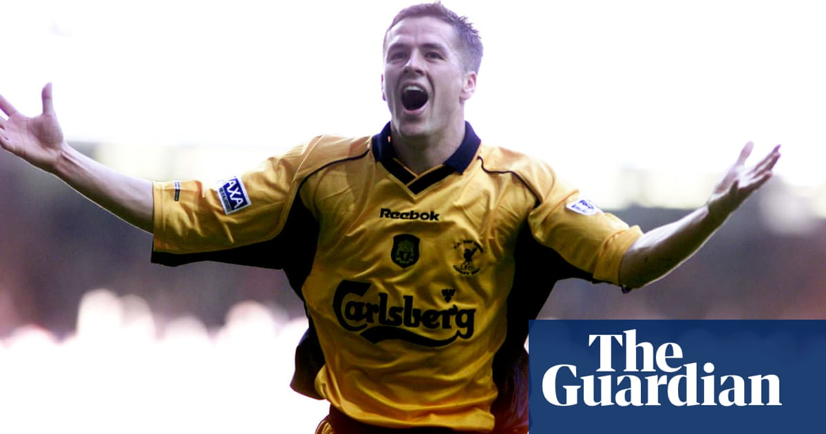 My favourite game: Michael Owen inspires Liverpool to FA Cup glory