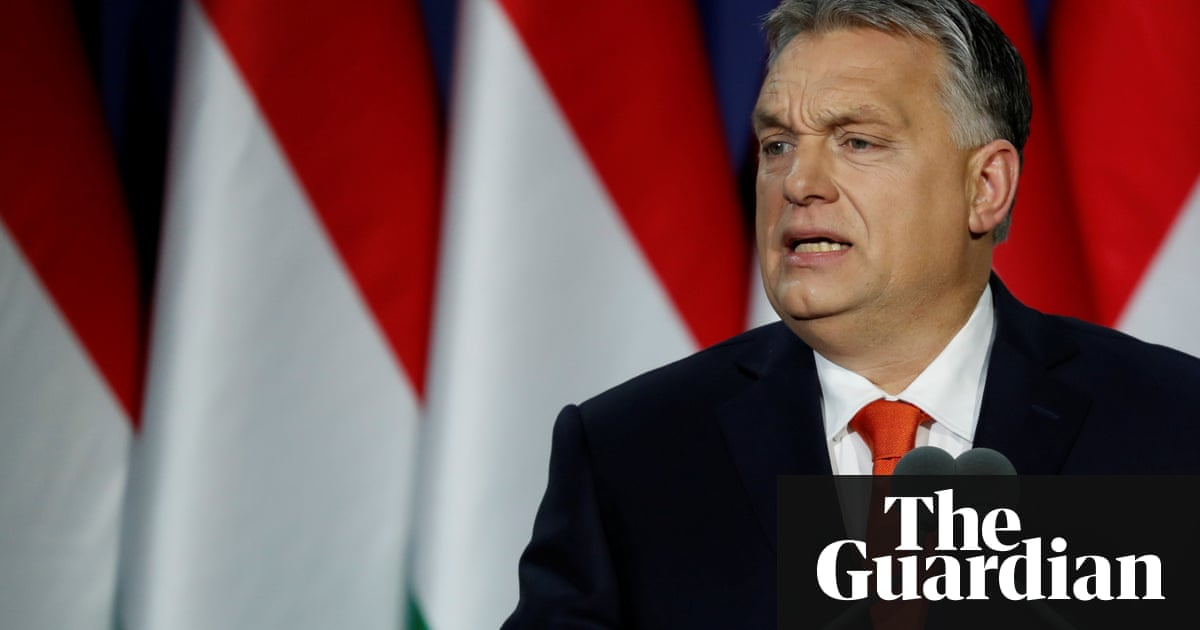 Orbán claims Hungary is last bastion against 'Islamisation' of Europe