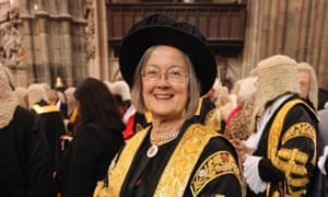 Baroness Hale of Richmond called for a 'no fault' divorce to be introduced.